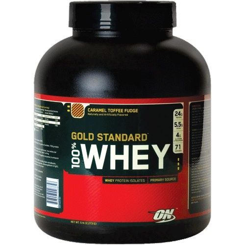 Optimum Nutrition - 100% Whey Gold Standard 2,3 кг