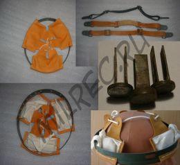 Подшлемник M17 для австрийских шлемов периода ПМВ (качественная реплика)