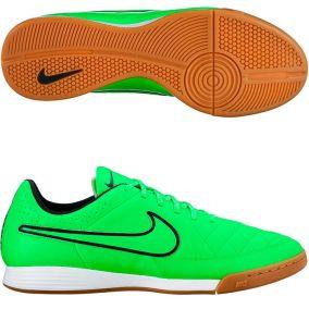 Игровая обувь для зала NIKE TIEMPO GENIO LEATHER IC 631283-330