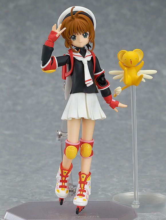 Фигурка figma Cardcaptor Sakura: Sakura Kinomoto Uniform ver.