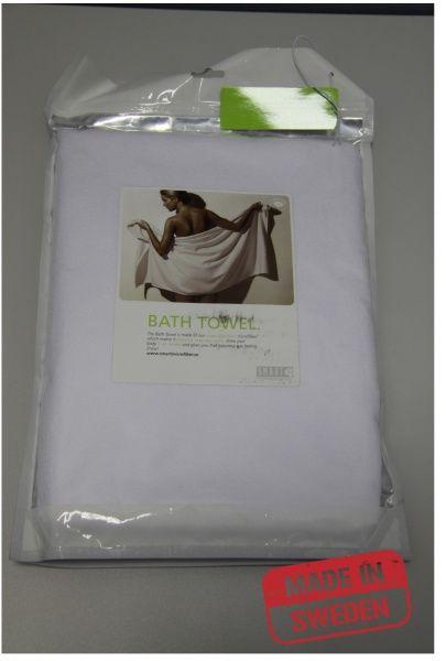 Smart Microfiber Полотенце банное 80х150 белое