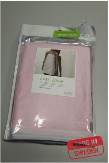 Smart Microfiber Полотенце для сауны розовое