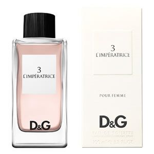 "D&G ""3 L'Imperatrice"" edt 100ml"