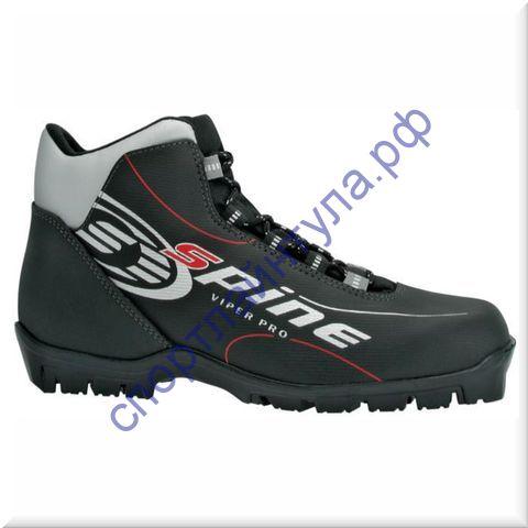 Лыжные ботинки SPINE VIPER черные