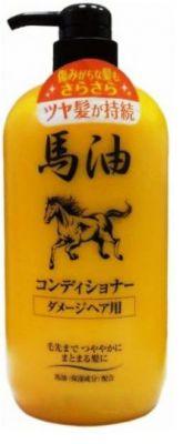 Элитный кондиционер для волос Horse Oil Junlove