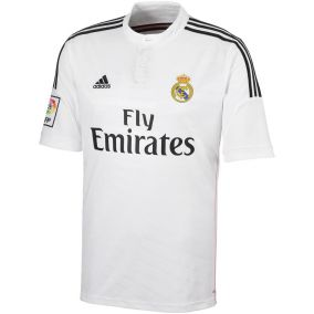 МАЙКА ИГРОВАЯ Real Madrid adidas home football shirt 2014-15