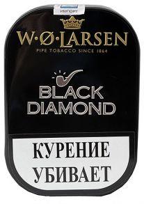 Табак W.O.LARSEN  BLACK DIAMOND 100гр