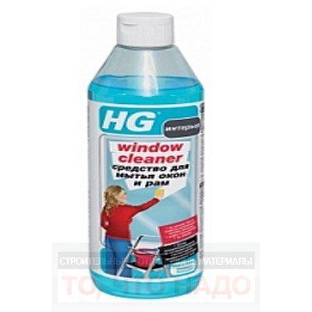 HG Средство для мытья окон и рам