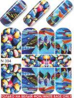 Слайдер-дизайн  N394 (водные наклейки)