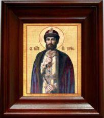 Борис, князь (21х24), простой киот