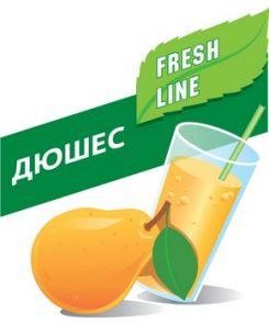Е-жидкость 60мл. BestSmoking FreshLine - Дюшес