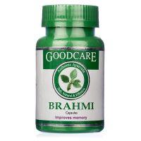 Брами (Бакопа) для укрепления памяти и нервной системы капсулы Goodcare Pharama Brahmi Capsules