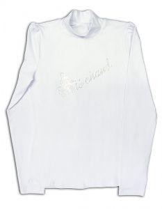 Л356 Блуза для девочки от Basia Россия