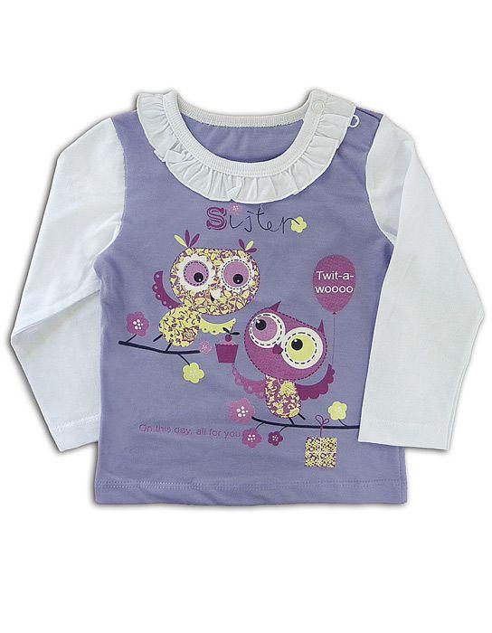 Блуза для девочки Сестры
