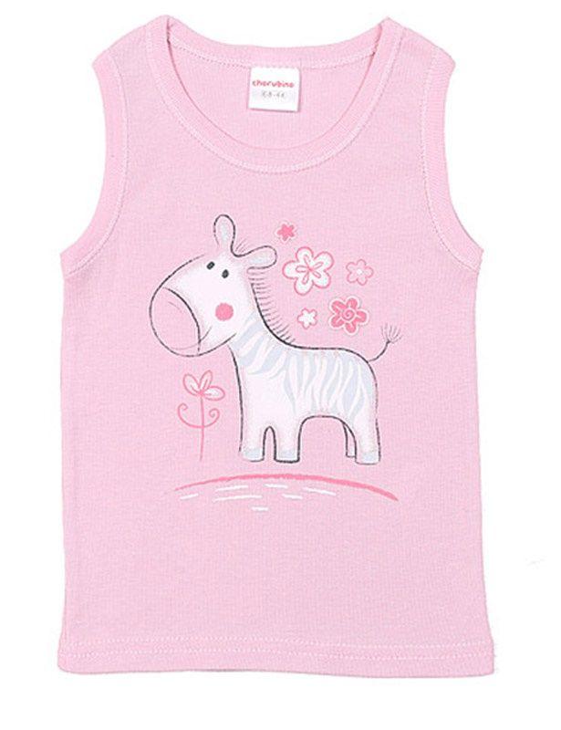 Майка для девочки Пони