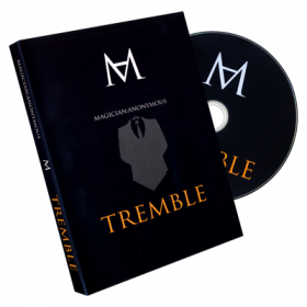 Tremble (DVD & Gimmicks included) by Magician Anonymous