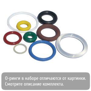 Комплект резинок O-Ring Planet Eclipse ETEK 3