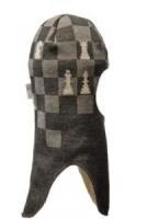 Шлем Vilukissa Chess 100% шерсть