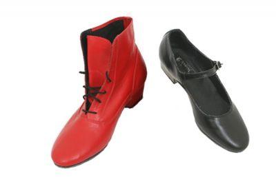 Народно-характерная обувь