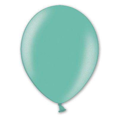 Надувной шарик В75 Металлик Green 5 шт.
