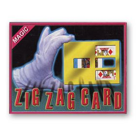 Zig Zag Card Зиг-Заг Карта