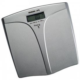 Весы Momert 7377-0090 (silver)