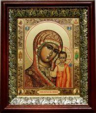 Венчальная пара 5. Казанская икона БМ (19х22)