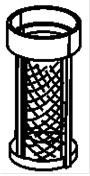 Фильтр топливный (FILTER-FUEL @2)