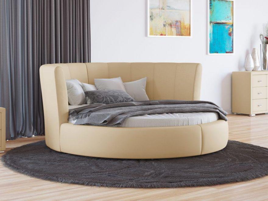 Круглая кровать Luna | Орматек