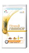 Trainer Fitness3 Adult Medium&Maxi Rabbit&Potatoes Корм для взрослых собак средних и крупных пород с кроликом и картофелем (3 кг)