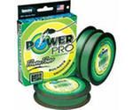 Плетеный шнур Power Pro, размотка 135м, зеленый