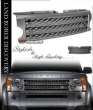 Решетка радиатора в стиле SPORT, цвет серый
