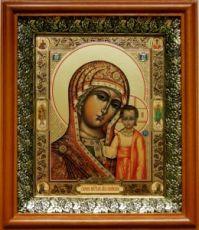 Венчальная Пара 6. Казанская икона БМ (19х22)