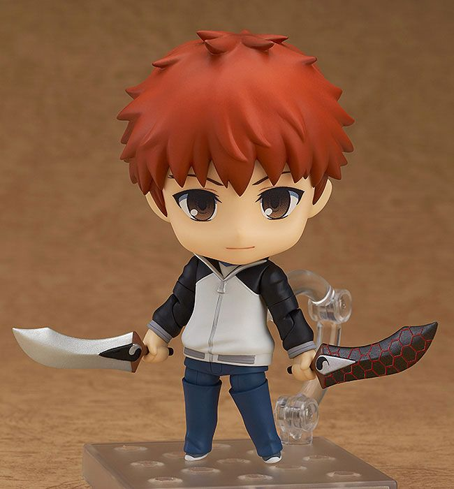 Фигурка Nendoroid Fate/stay night: Shirou Emiya
