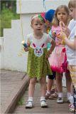 фото с нашего детского показа в парке Дракино