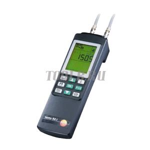 Testo 521-1 - Дифференциальный манометр