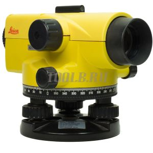 Leica RUNNER 24 - оптический нивелир