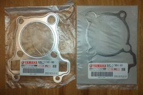 Прокладки под головку и цилиндр Yamaha XT225 Serow