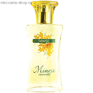 Туалетная вода для женщин faberlic ORANGERIE Mimosa