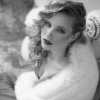 Свадебный меховой палантин купить Москва