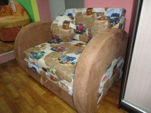 """Диван-кровать """"Малыш"""" (1+2)"""