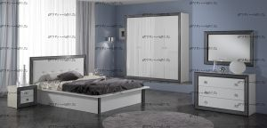 Спальня Бьянка Диа Мебель