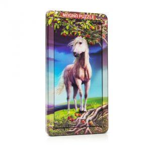"""Пазл с трехмерным изображением """"Лошадь"""""""