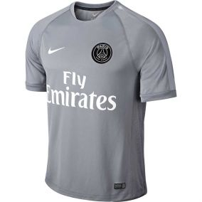 МАЙКА ИГРОВАЯ 2014-2015 PSG Nike Select Training Shirt (Grey)