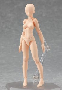 Фигурка figma archetype: She flesh color ver.