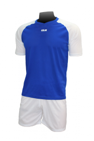 Форма футбольная GEM  2015 синяя + синие шорты