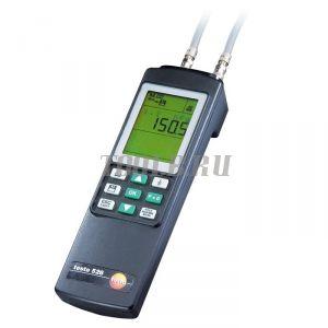 Testo 526-1 - дифференциальный манометр