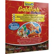 Tetra Goldfish Colour Flakes Корм для окраса золотых рыбок (хлопья) (12 г)