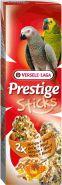 Versele-Laga Prestige Sticks Палочки для крупных попугаев с орехами и медом (2х70 г)