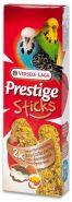 Versele-Laga Prestige Sticks Палочки для волнистых попугаев с яйцом и ракушечником (2х30 г)